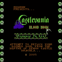 Castlevania - Blood Moon
